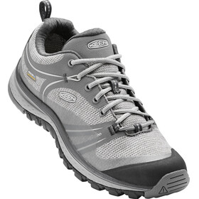 Keen Terradora WP Shoes Women Neutral Gray/Gargoyle